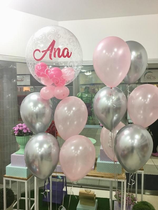 Você está visualizando as imagens da galeria: Bouquet de Balões