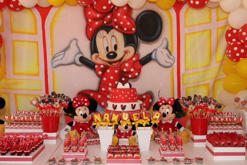 Você está visualizando as imagens da galeria: Minnie Vermelha Personalizada