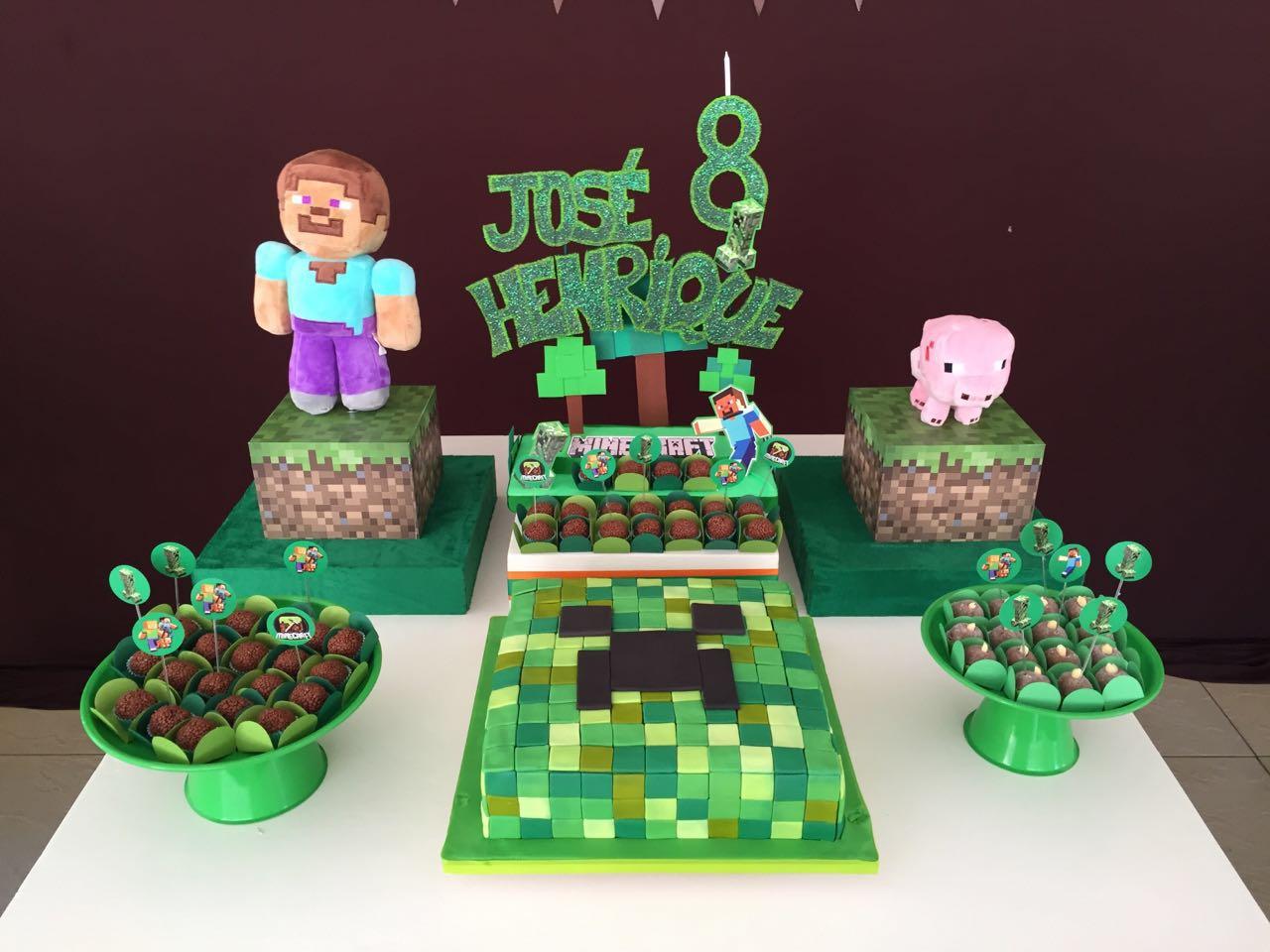 Você está visualizando as imagens da galeria: Minecraft