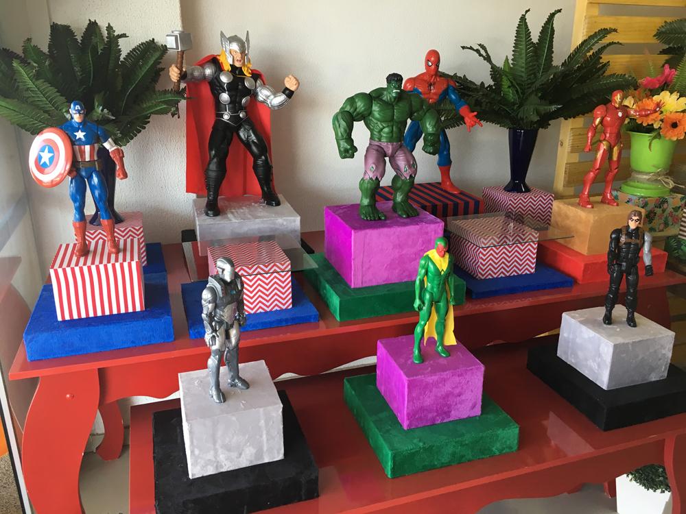 Você está visualizando as imagens da galeria: Os Vingadores