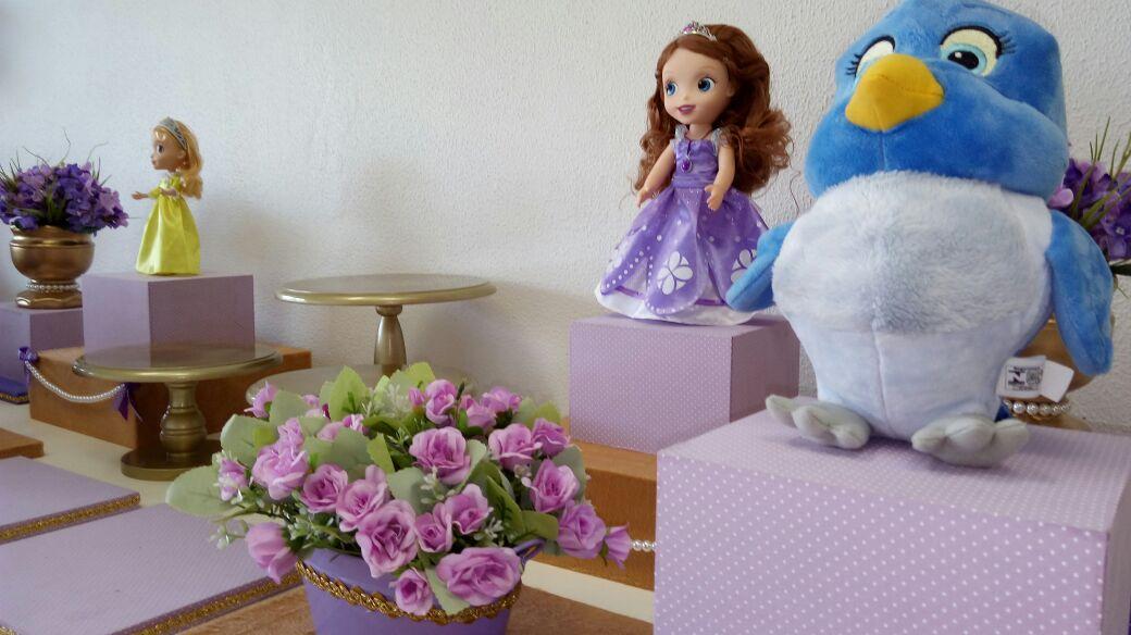 Você está visualizando as imagens da galeria: Princesinha Sofia